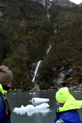 Long, long waterfalls