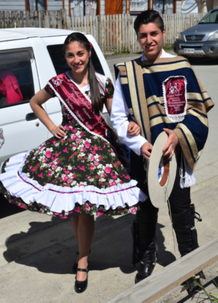 The Prince and Princess of Puerto Williams