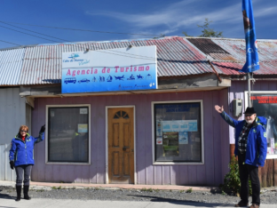 Maybe our new branch office in southern Chile