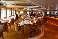 The dining room serves breakfast, lunch and dinner