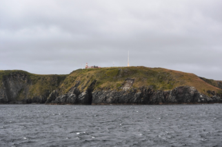 Cape Horn. Southernmost point in South America