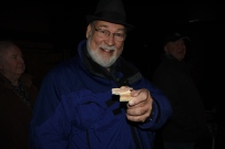 Phil experiences his first-ever smoked eel