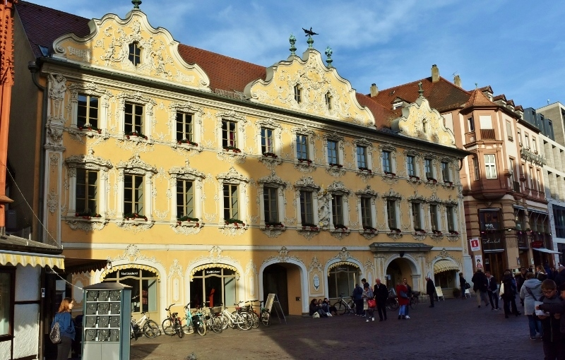 Wurzburg – A Quaint Old City on the River Main