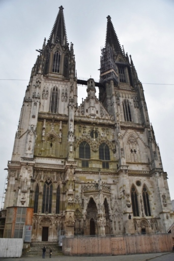 The Cathedral in Regensburg