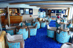 Part of the bar area on deck 8
