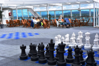 Anyone up for a game of giant chess?